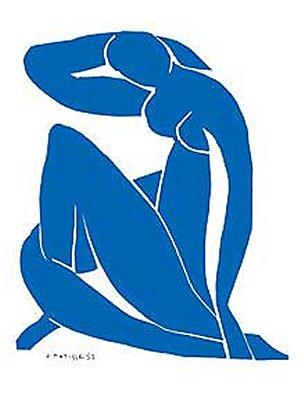 Matisse Blue Nude Ii 101