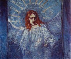 El Angel de Van Gogh!
