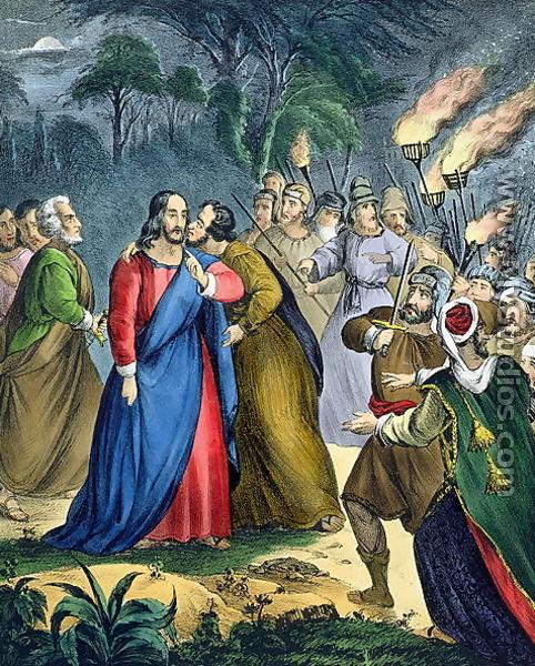 jesus s betrayer judas iscariot