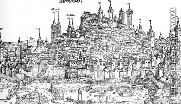 Nuremberg Chronicle Nuremberg Chronicle Page 100