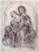 Design for St Anne - Leonardo Da Vinci