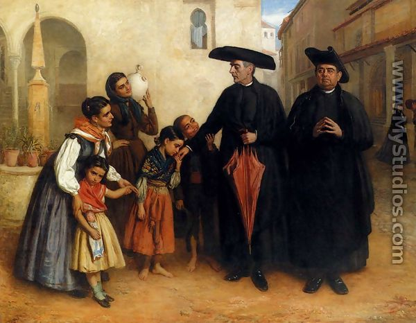 The Favourite Priest By John Bagnold Burgess