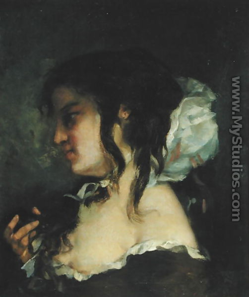 Oil Paintings Corot Reproductions On Board