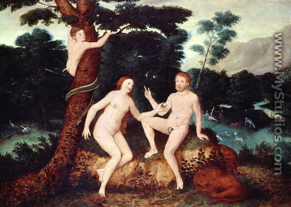 an introduction to the mythology of adam and eve Is the adam and eve story to be understood literally to believe that the bible should not be taken literally and that the story of the fall of man is a myth.