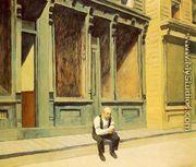 Sunday - Edward Hopper