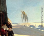 The Wine Shop - Edward Hopper