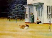 Cape Cod Evening - Edward Hopper