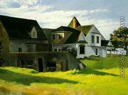 Cape Cod Afternoon - Edward Hopper