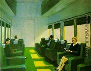 Chair-car - Edward Hopper