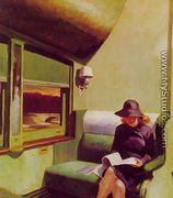 Compartment Car - Edward Hopper