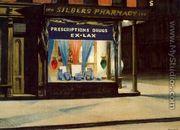 Drug Store - Edward Hopper
