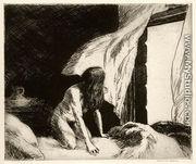 Evening Wind - Edward Hopper