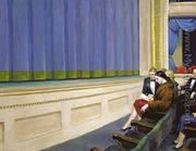 First Row Orchestra - Edward Hopper