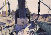 Funell of Trawler - Edward Hopper
