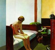 Hotel Room - Edward Hopper