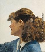 Jo Painting - Edward Hopper