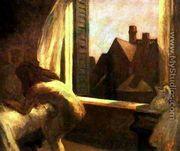 Moonlight Interior - Edward Hopper