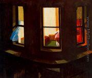 Night Windows - Edward Hopper