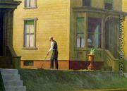 Pennsylvania Coal Town - Edward Hopper