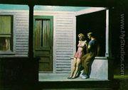 Summer Evening - Edward Hopper