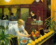 Tables for Ladies - Edward Hopper