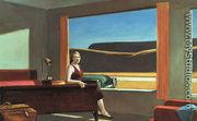 Western Motel - Edward Hopper