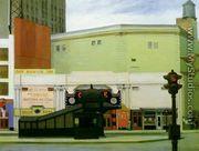 The Circle Theatre - Edward Hopper