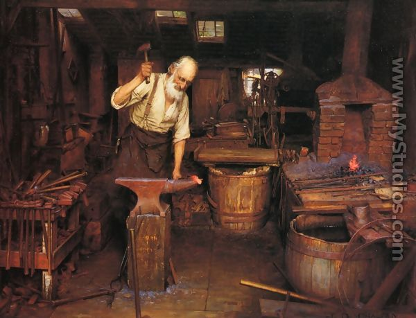 Oil Painting Apprenticeships