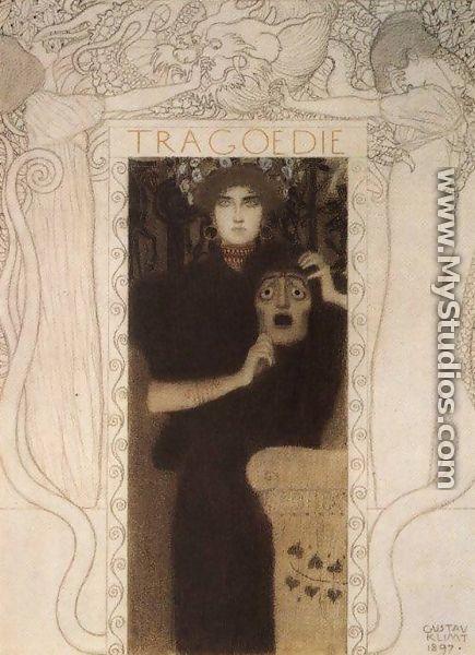Tragedy - Gustav Klimt