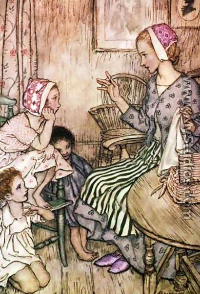 Poem of the Week: Goblin Market by Christina Rossetti