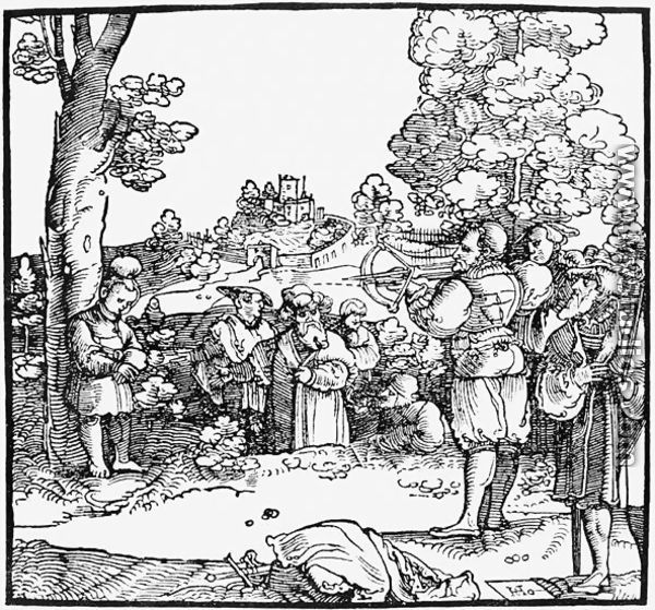 Altdorf, crossbow, myth, Switzerland, William Tell, Albrecht Gessler, assas
