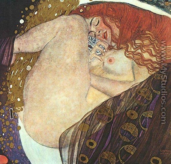 Dance - Gustav Klimt