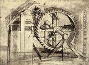 Crossbow Machine - Leonardo Da Vinci