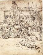 Cannon Foundry - Leonardo Da Vinci