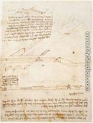 Canal Bridge - Leonardo Da Vinci