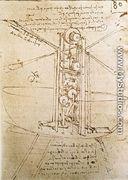 Flying Machine - Leonardo Da Vinci