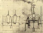 Device For Making Sequins - Leonardo Da Vinci