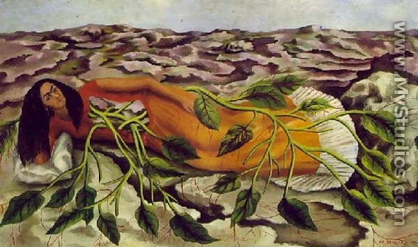 Roots Raices - Frida Kahlo