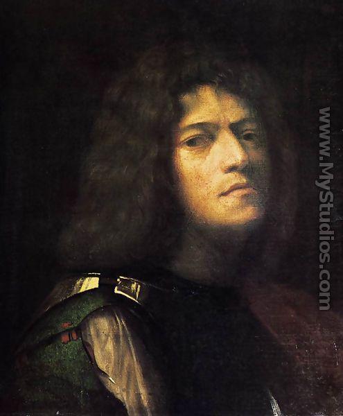 selfportrait by giorgio da castelfranco veneto see