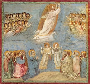 37-giotto-ascension-small Ascension dans Communauté spirituelle