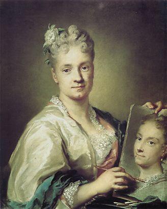 Carriera, Self Portrait