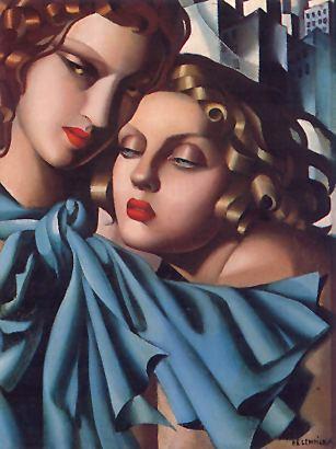 Lempicka, Two Girls